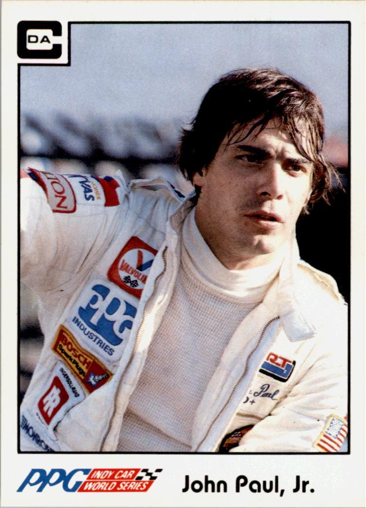 1984 A and S Racing Indy #30 John Paul Jr.