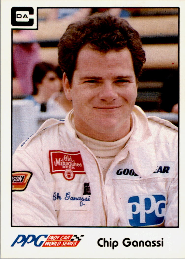 1984 A and S Racing Indy #35 Chip Ganassi