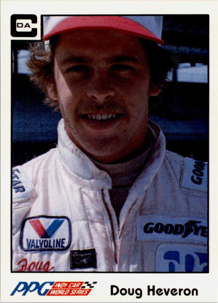 1984 A and S Racing Indy #37 Doug Heveron