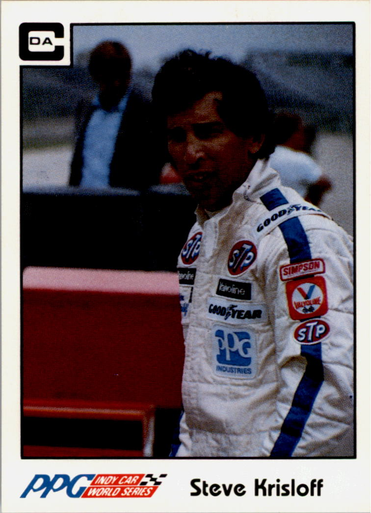 1984 A and S Racing Indy #38 Steve Krisloff