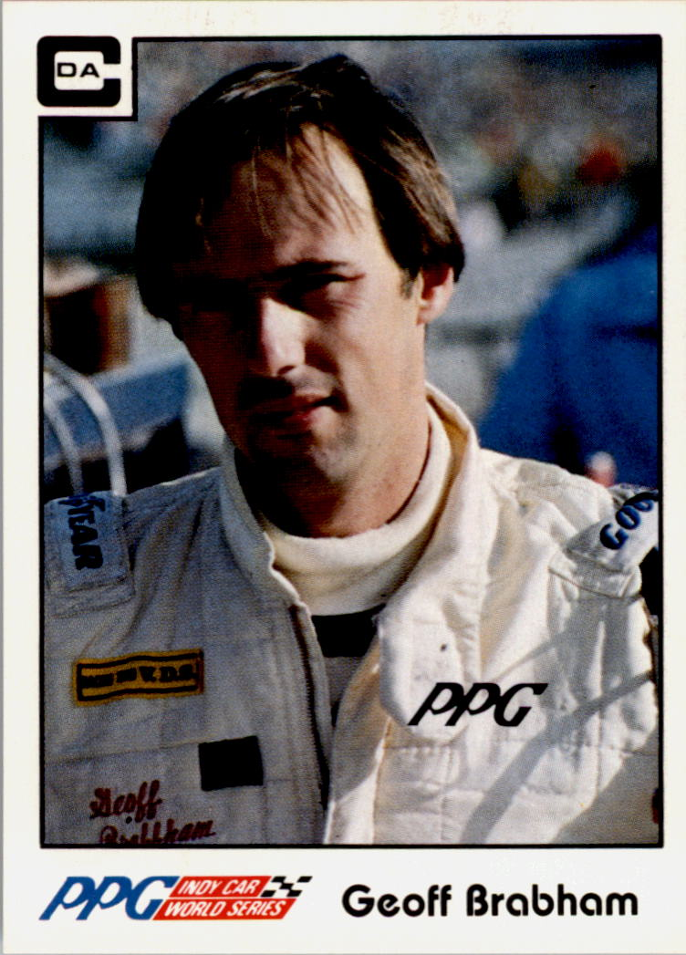 1984 A and S Racing Indy #39 Geoff Brabham