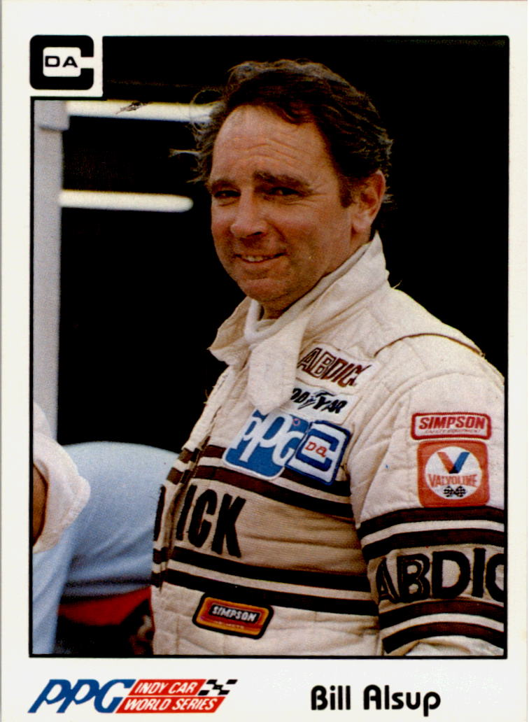 1984 A and S Racing Indy #40 Bill Alsup