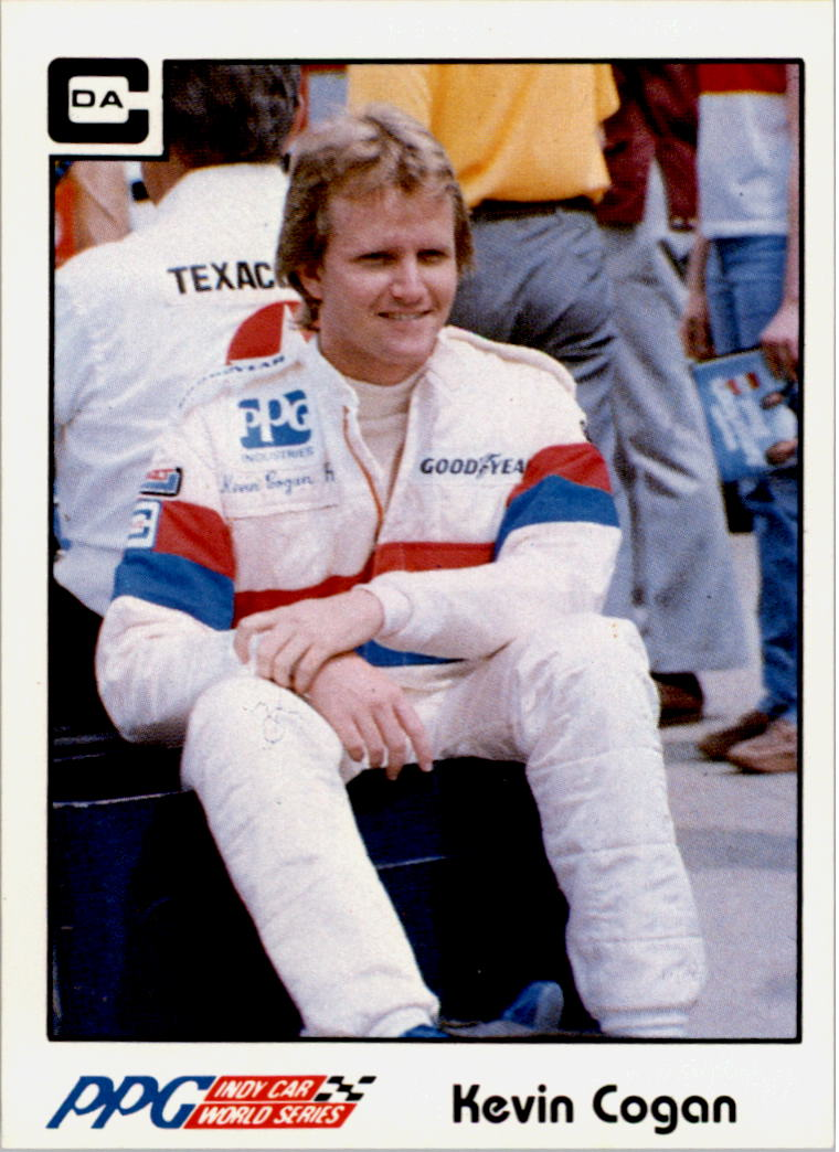 1984 A and S Racing Indy #41 Kevin Cogan