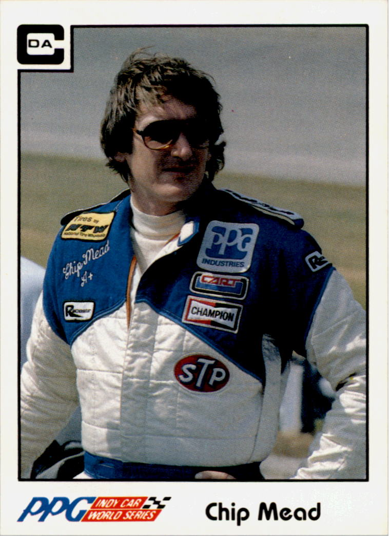 1984 A and S Racing Indy #44 Chip Mead