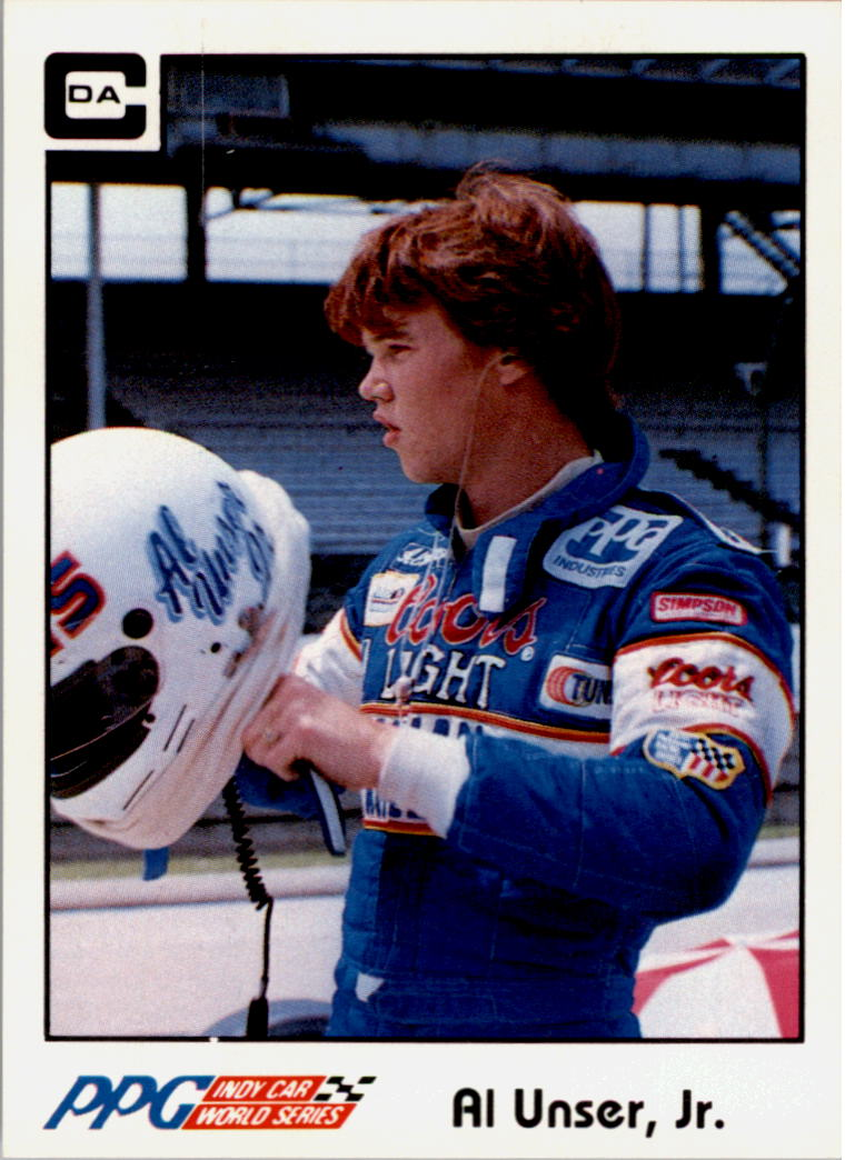 1984 A and S Racing Indy #47 Al Unser Jr.