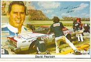 1985 SportStars Photo-Graphics Stickers #NNO David Pearson COR