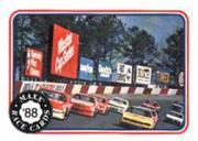 1988 Maxx Charlotte #9 Atlanta International /with Dale Earnhardt's Car