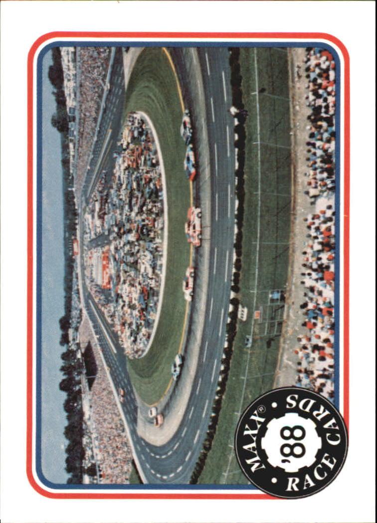 1988 Maxx Charlotte #21 Martinsville Speedway