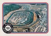 1988 Maxx Charlotte #31 Richard Petty's Car/Ricky Rudd's Car