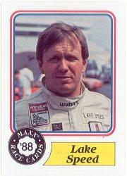 1988 Maxx Charlotte #46 Lake Speed RC