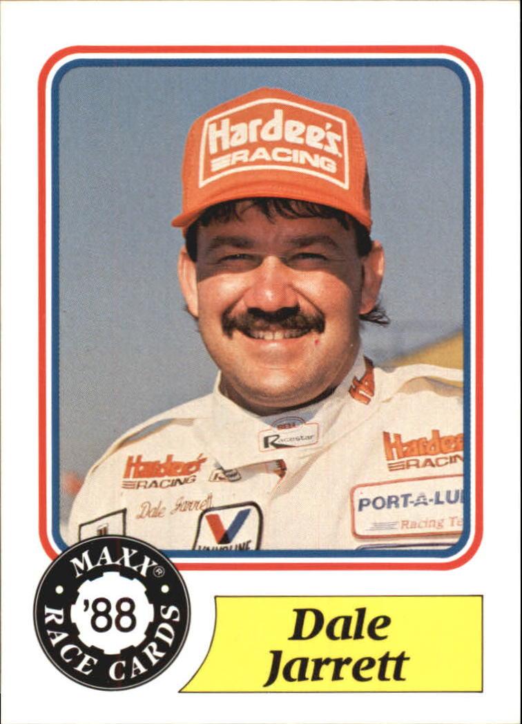 1988 Maxx Charlotte #61 Dale Jarrett RC