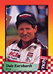 1989 Maxx #3 Dale Earnhardt RC