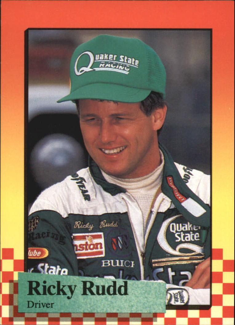 1989 Maxx #26 Ricky Rudd RC