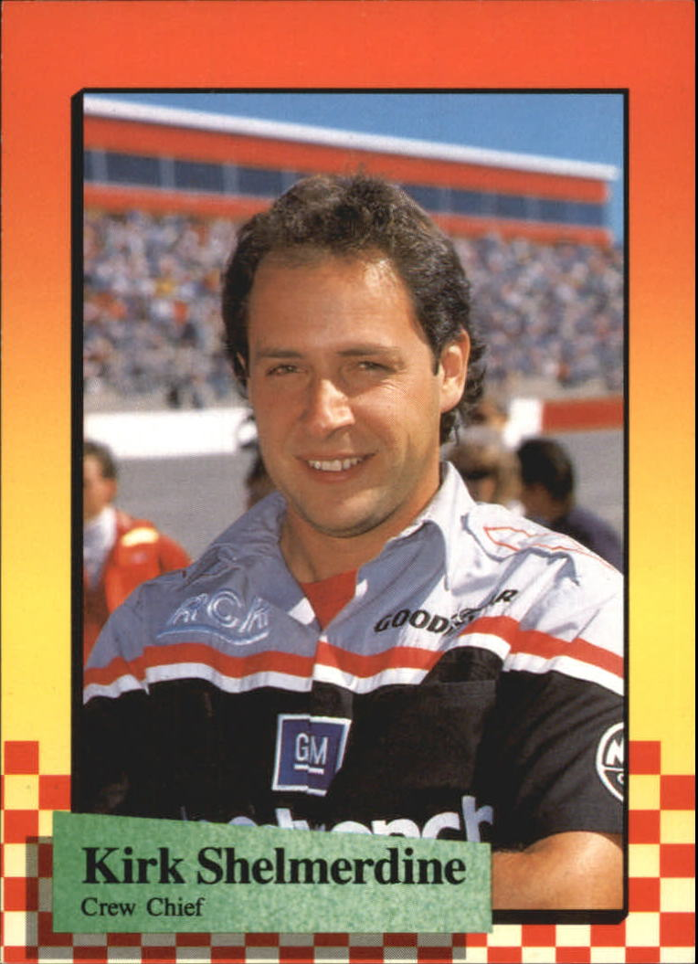 1989 Maxx #38 Kirk Shelmerdine RC