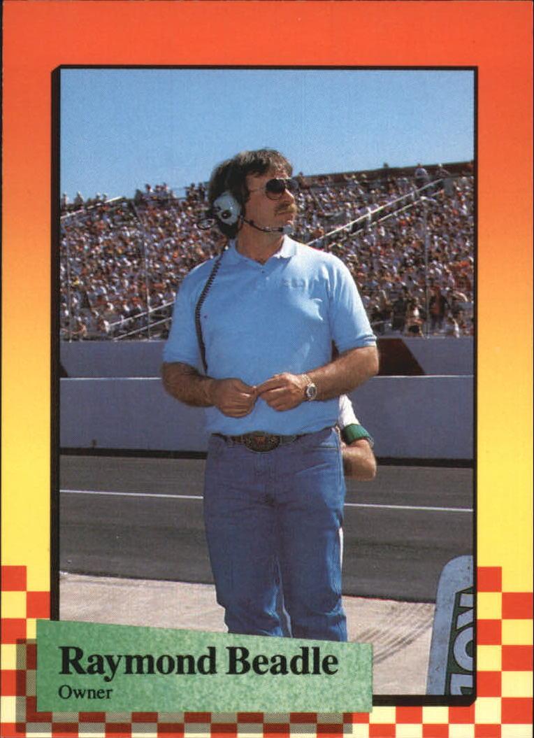 1989 Maxx #40 Raymond Beadle RC