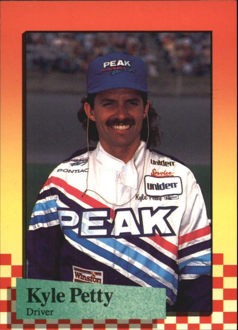 1989 Maxx #42 Kyle Petty RC