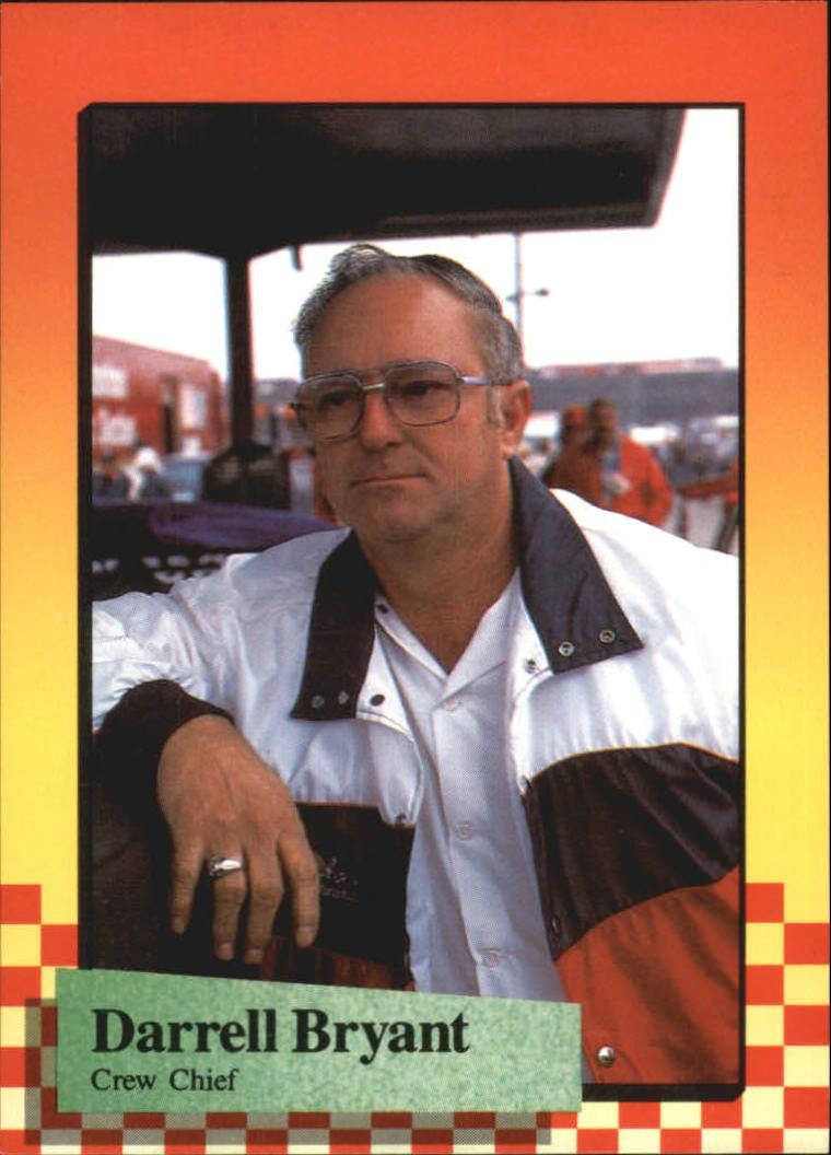 1989 Maxx #49 Darrell Bryant RC