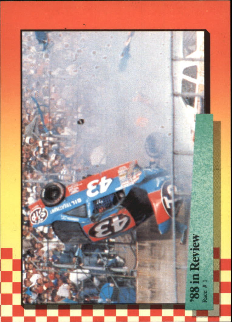 1989 Maxx #101 Richard Petty's Car/Year in Review
