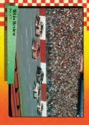 1989 Maxx #127 Alan Kulwicki's Car/Bill Elliott's Car/Rusty Wallace's Car/Davey Allison's Car/Mark Martin's Car/Year in Review
