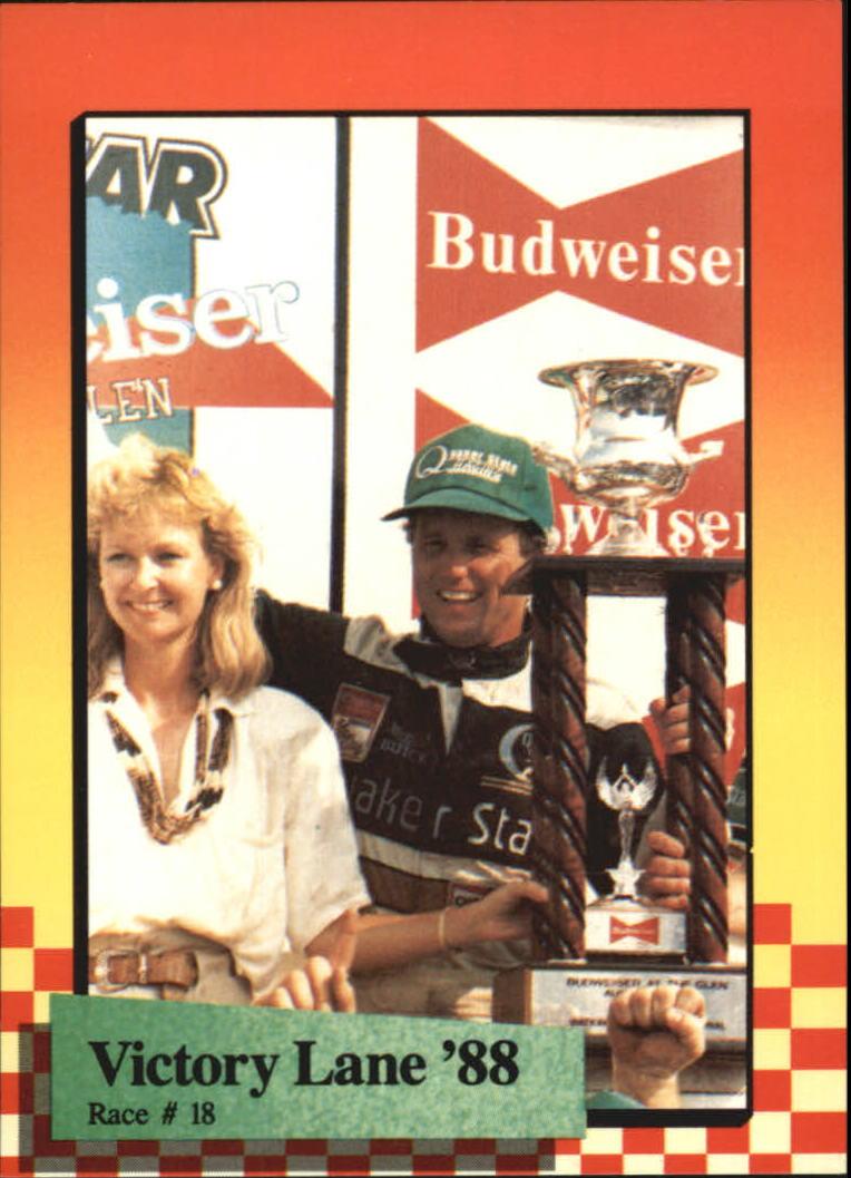 1989 Maxx #158 Ricky Rudd/Victory Lane