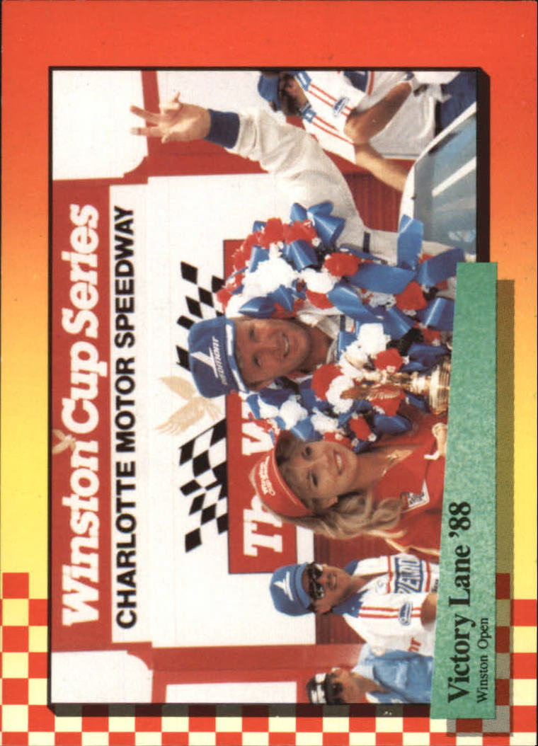 1989 Maxx #171 Sterling Marlin/Victory Lane