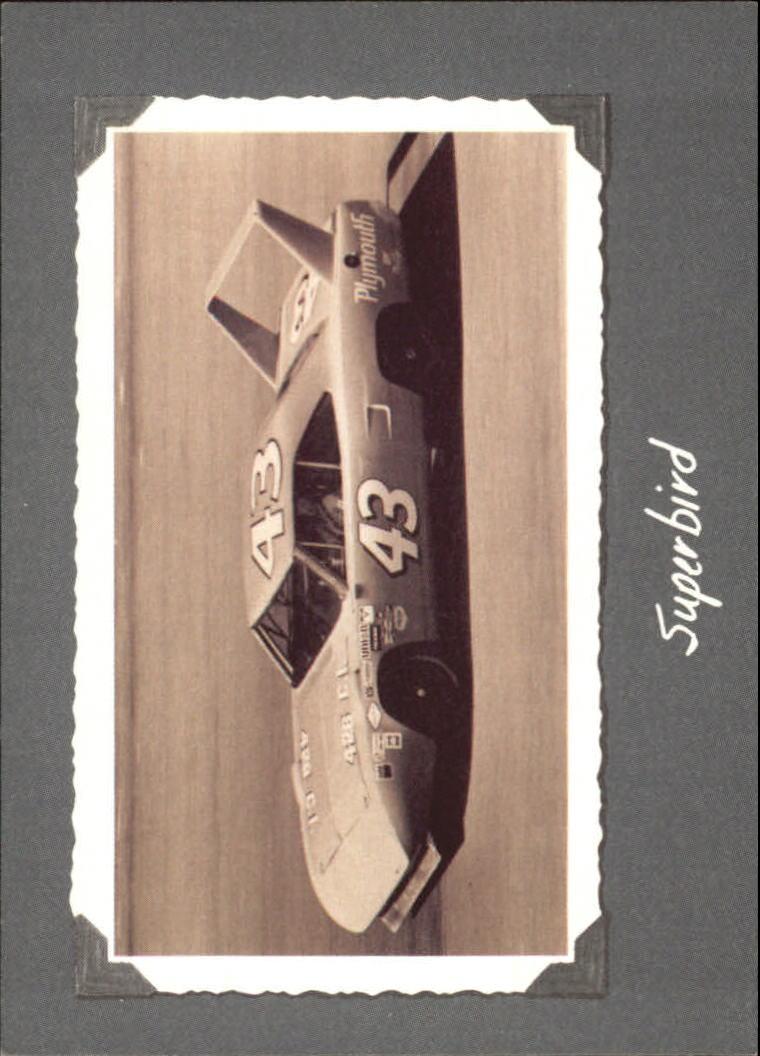 1989 Maxx #181 Richard Petty's Car/Classic