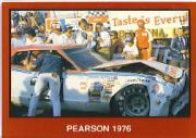1989-90 TG Racing Masters of Racing #43 David Pearson/Pearson 1976