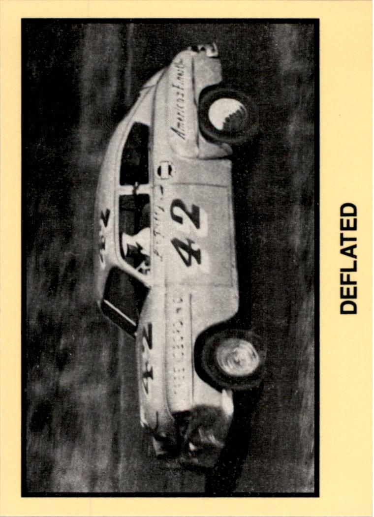 1989-90 TG Racing Masters of Racing #215 Lee Petty's Car/Deflated