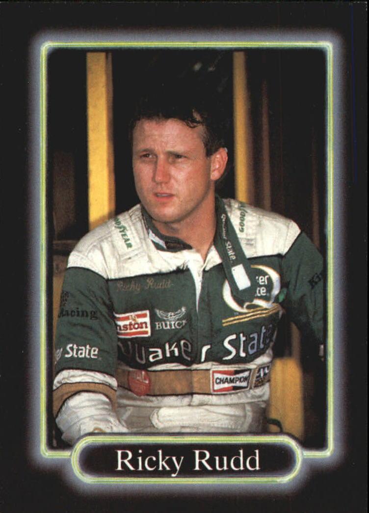 1990 Maxx #5 Ricky Rudd