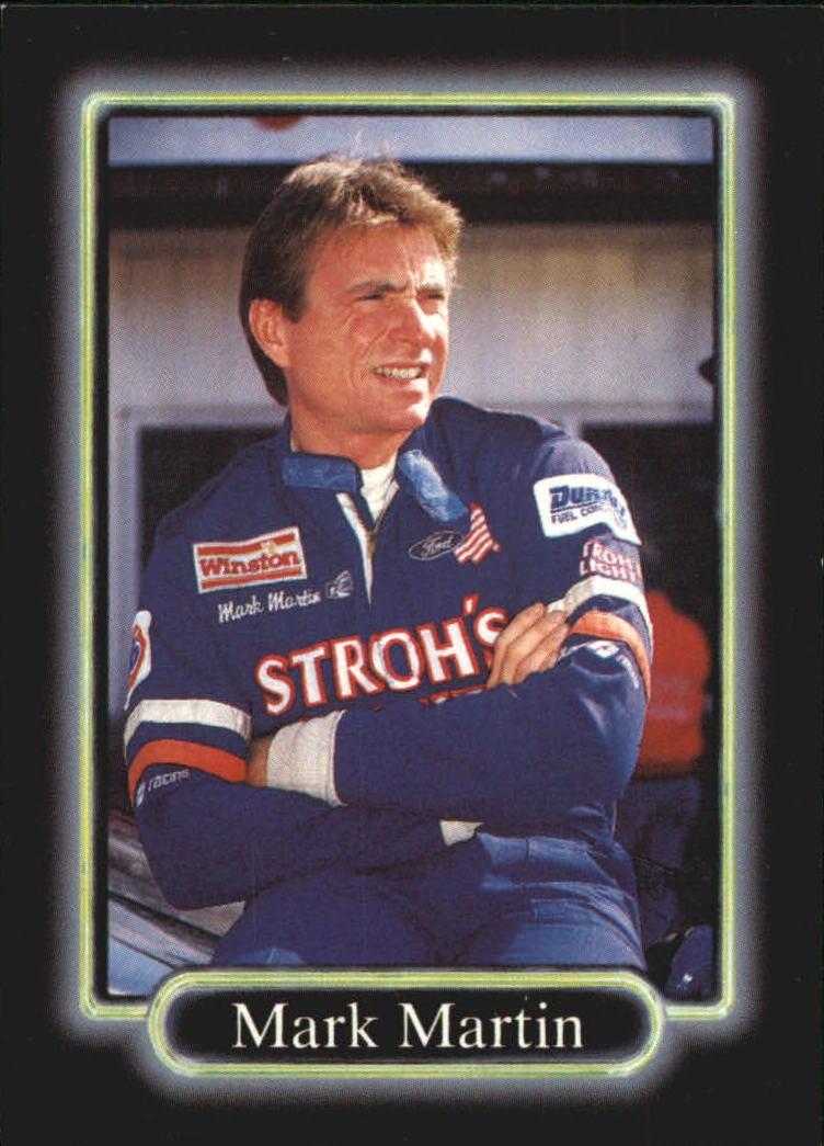 1990 Maxx #6 Mark Martin