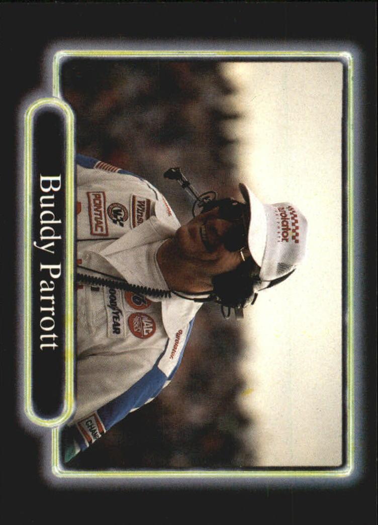 1990 Maxx #37 Buddy Parrott RC