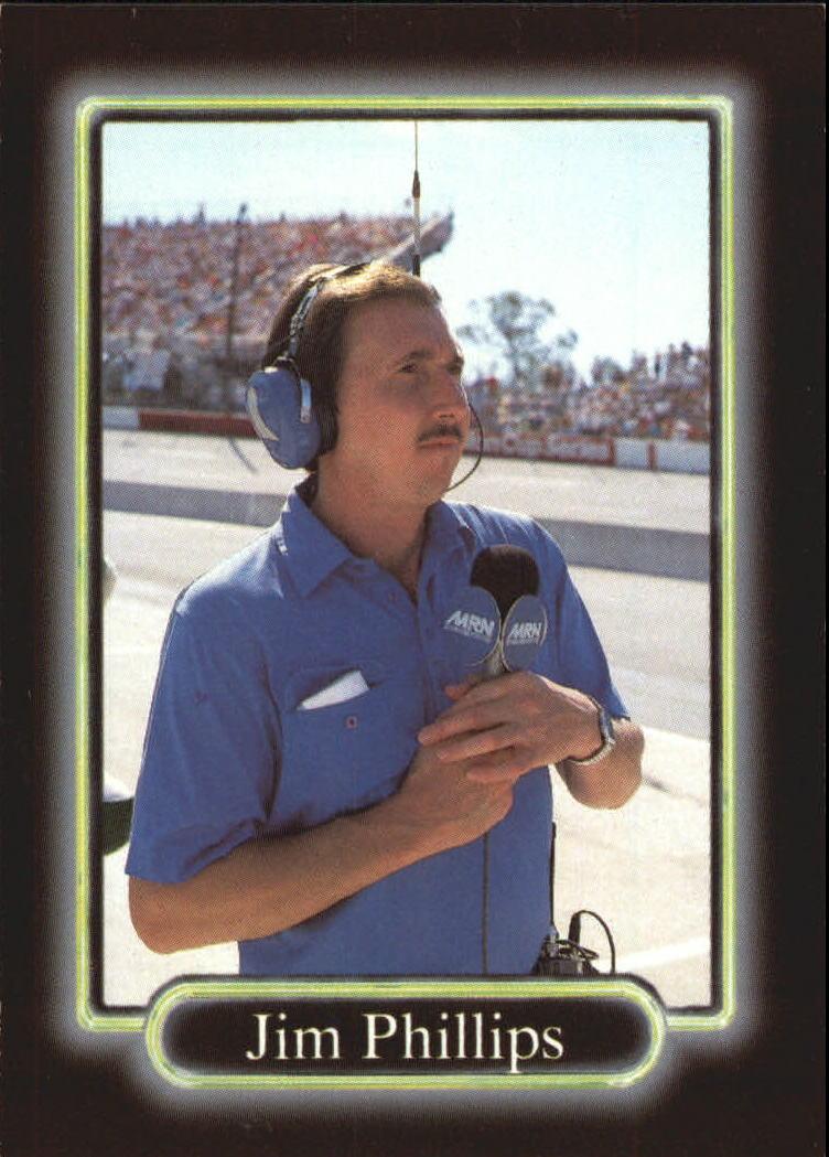 1990 Maxx #40 Jim Phillips RC