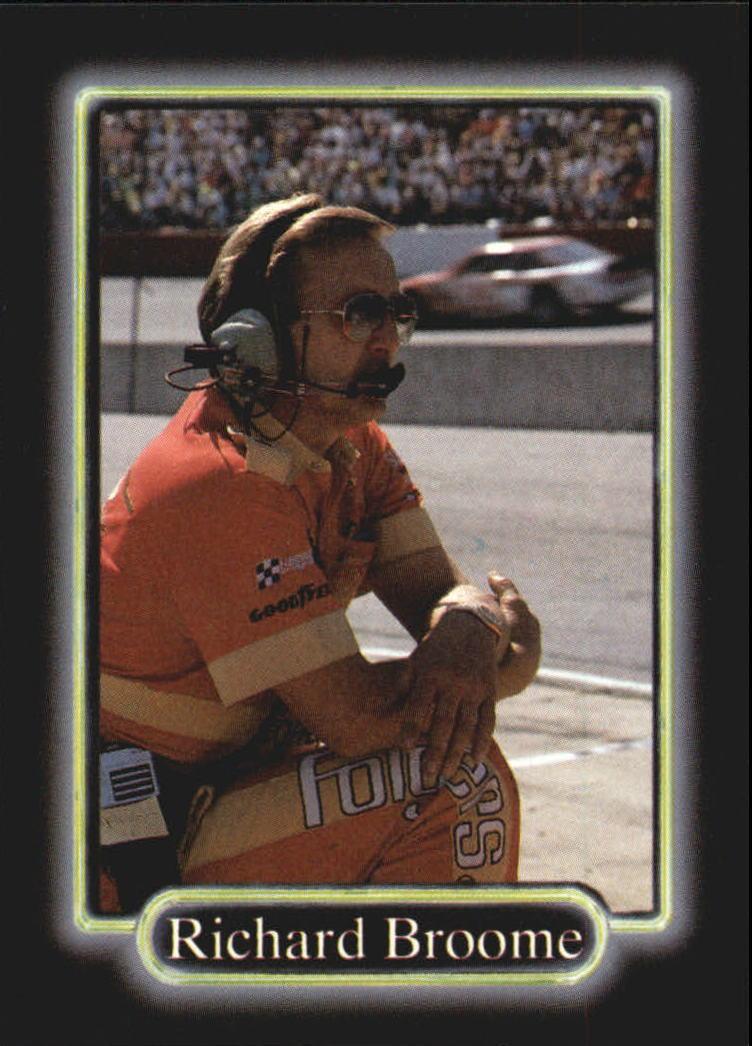 1990 Maxx #68 Richard Broome RC