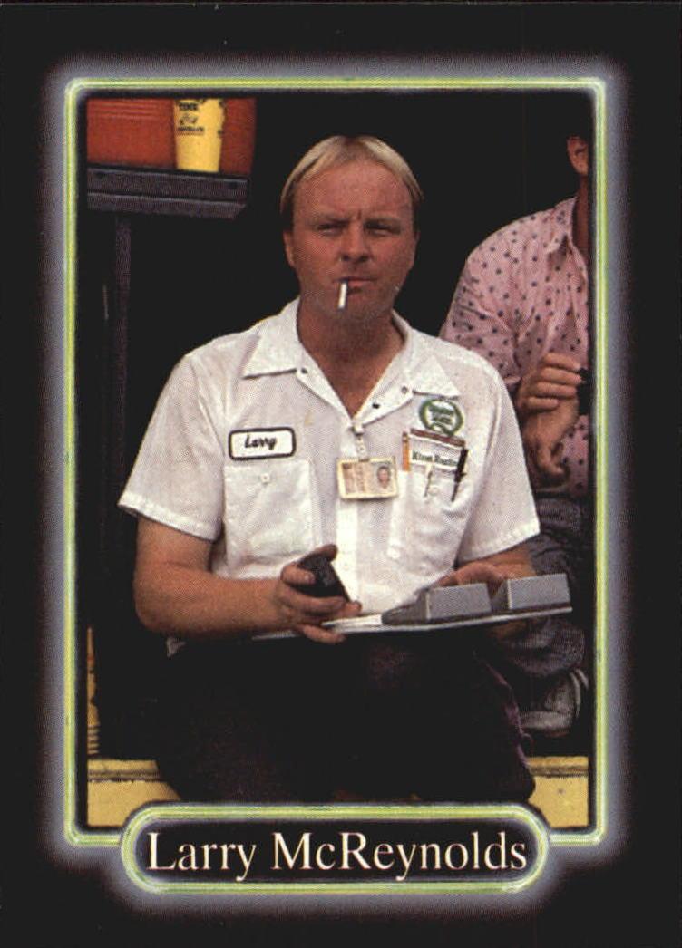1990 Maxx #78 Larry McReynolds RC
