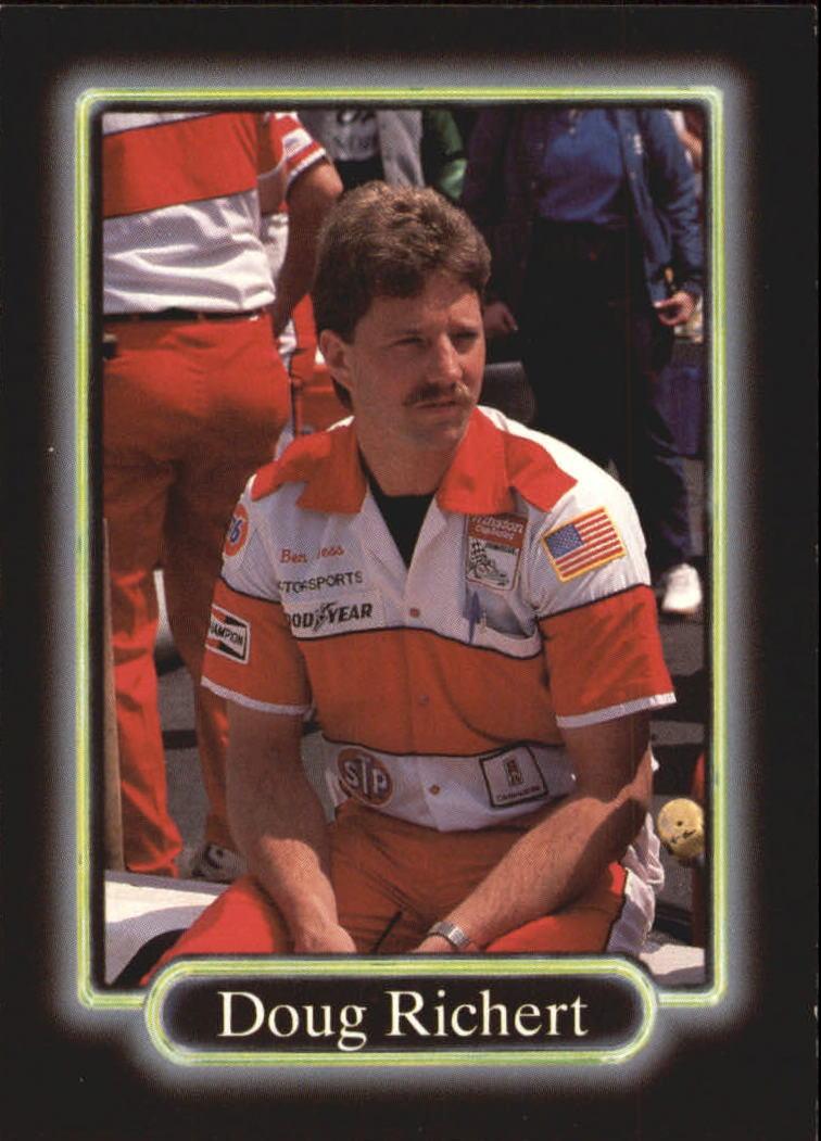1990 Maxx #82 Doug Richert RC