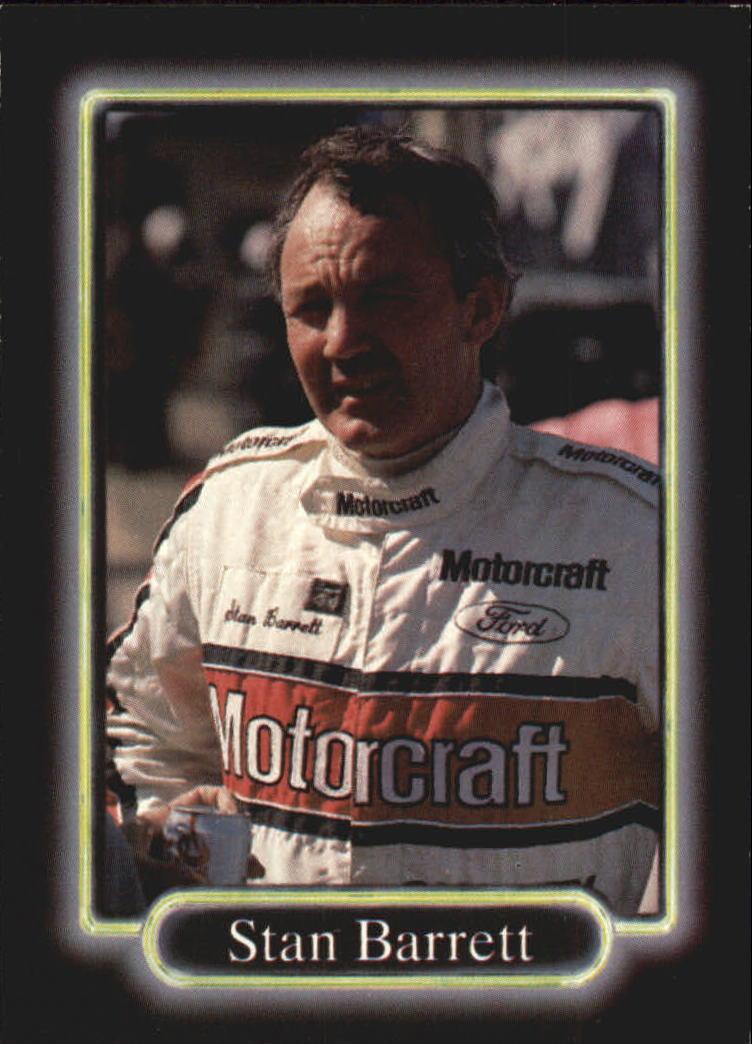 1990 Maxx #90 Stan Barrett RC