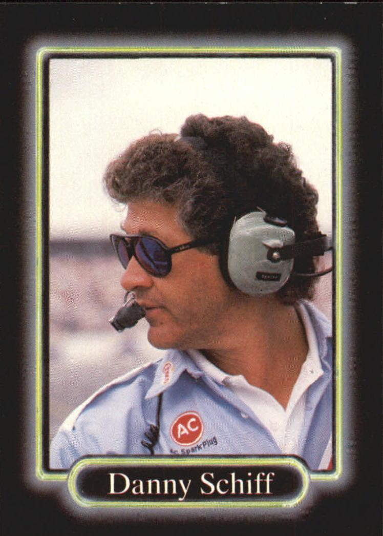 1990 Maxx #92 Danny Schiff RC