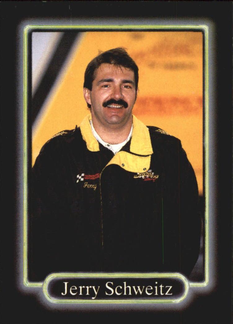 1990 Maxx #109 Jerry Schweitz RC