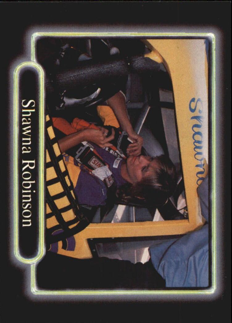 1990 Maxx #118 Shawna Robinson RC