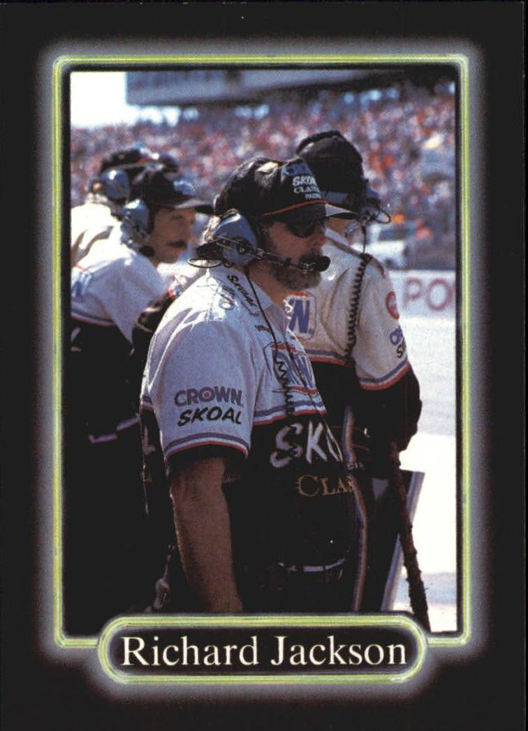 1990 Maxx #119 Richard Jackson RC