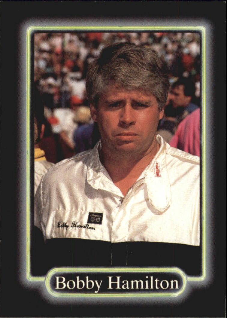 1990 Maxx #151 Bobby Hamilton RC