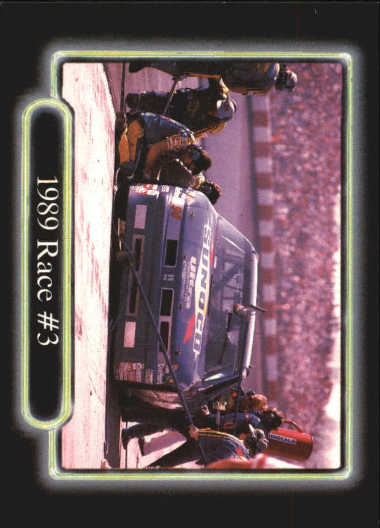 1990 Maxx #169 Sterling Marlin's Car/Year in Review