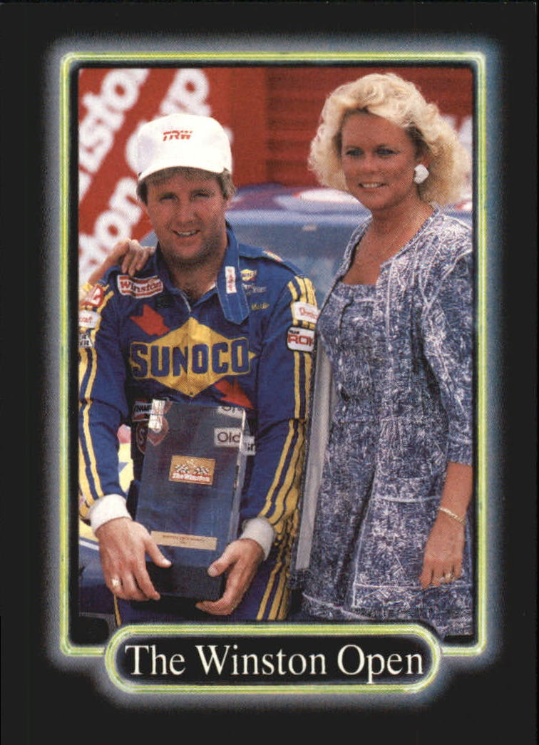 1990 Maxx #176 Sterling Marlin/Year in Review