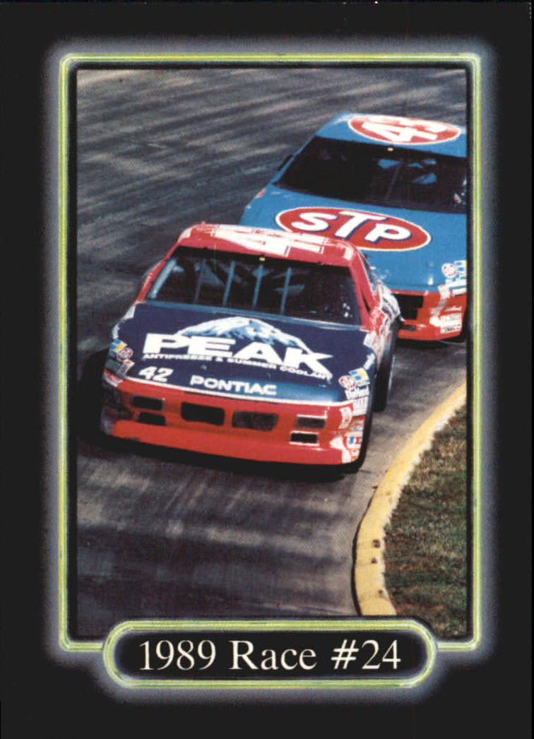 1990 Maxx #192 Richard Petty's Car/Kyle Petty's Car/Year in Review
