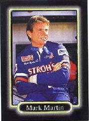 1990 Maxx Glossy #6 Mark Martin
