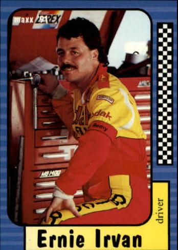 1991 Maxx #4 Ernie Irvan
