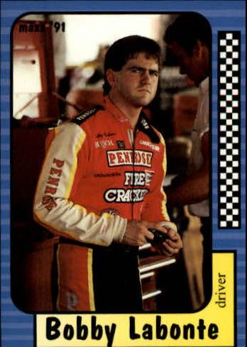 1991 Maxx #53 Bobby Labonte RC