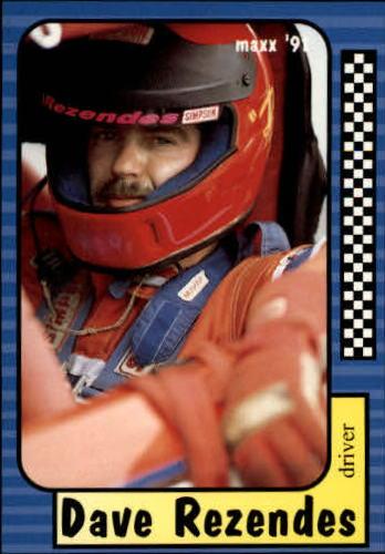 1991 Maxx #133 Dave Rezendes RC