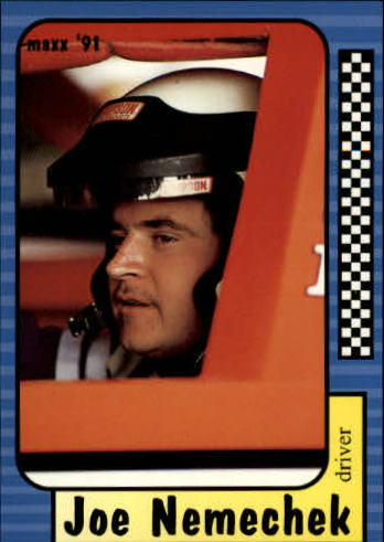 1991 Maxx #139 Joe Nemechek RC