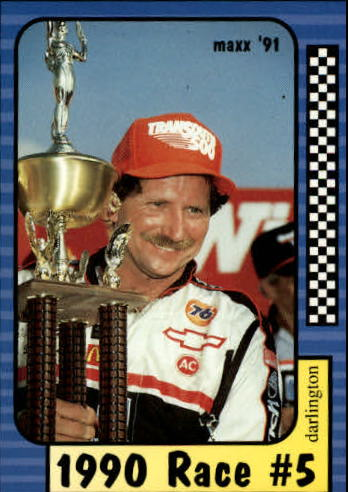 1991 Maxx #174 Dale Earnhardt/Year in Review